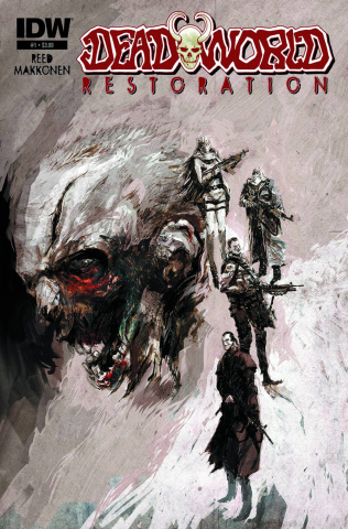 Deadworld: Restoration #1