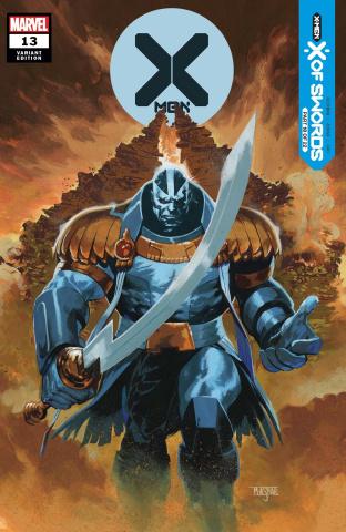 X-Men #13 (Asrar Cover)