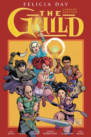 The Guild Vol. 1 (Library Edition)
