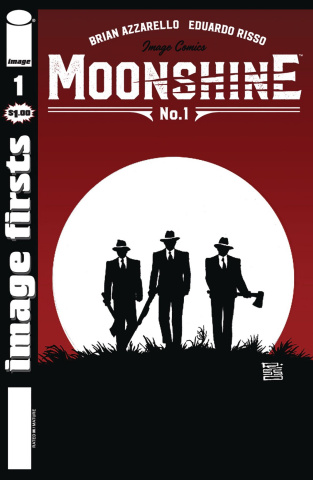 Moonshine #1 (Image Firsts)