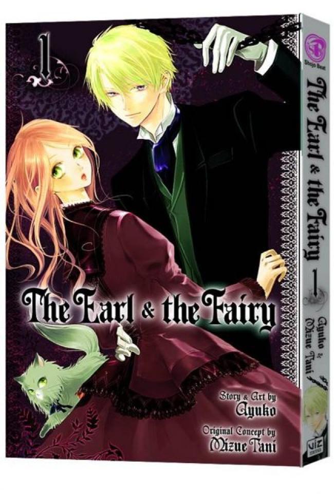 The Earl & the Fairy Vol. 1
