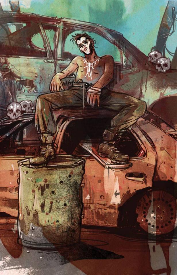 Bloodshot: Reborn #11 (10 Copy Lotay Cover)
