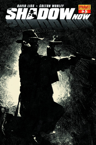 The Shadow: Now #3