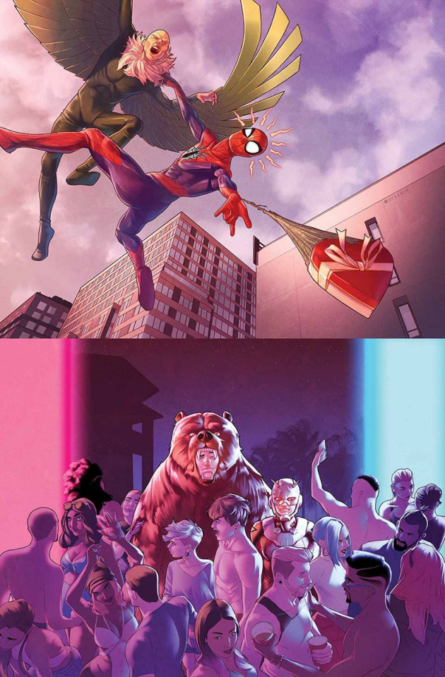A Year of Marvel's Amazing #1