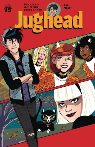 Jughead #15 (Derek Charm Cover)