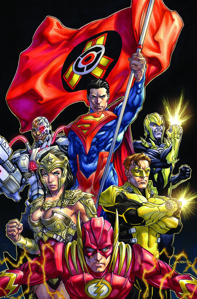 Injustice: Gods Among Us, Year Five #19