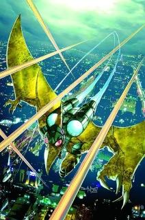 Jurassic Strike Force 5 #3 (Qualano Cover)