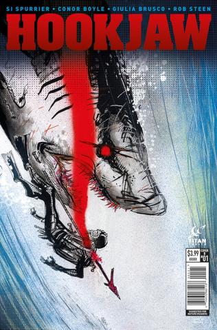 Hookjaw #1 (McCrea Cover)