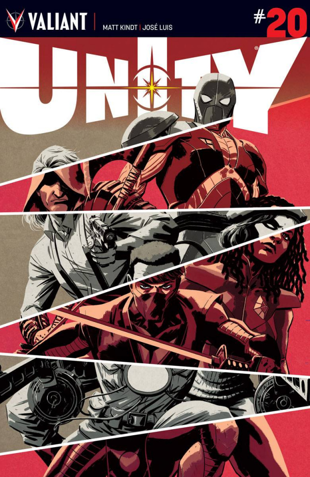 Unity #20 (Bernard Kano Cover)