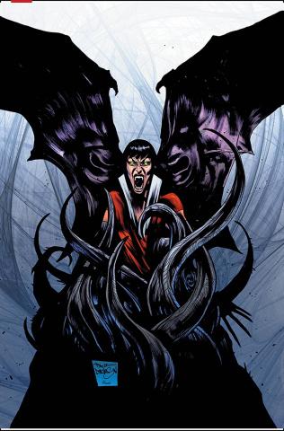 Vampirella: The Dark Powers #4 (25 Copy Davidson Virgin Cover)