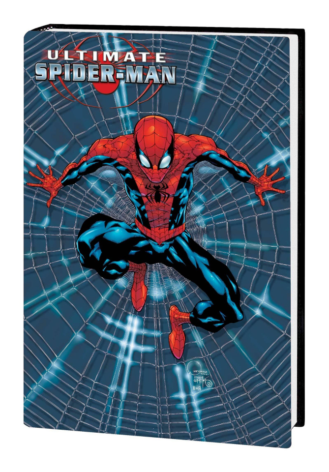 Ultimate Spider-Man Vol. 1 (Omnibus Quesada Cover)