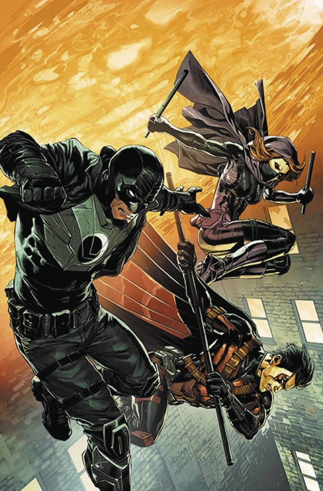 Batman and Robin Eternal #23