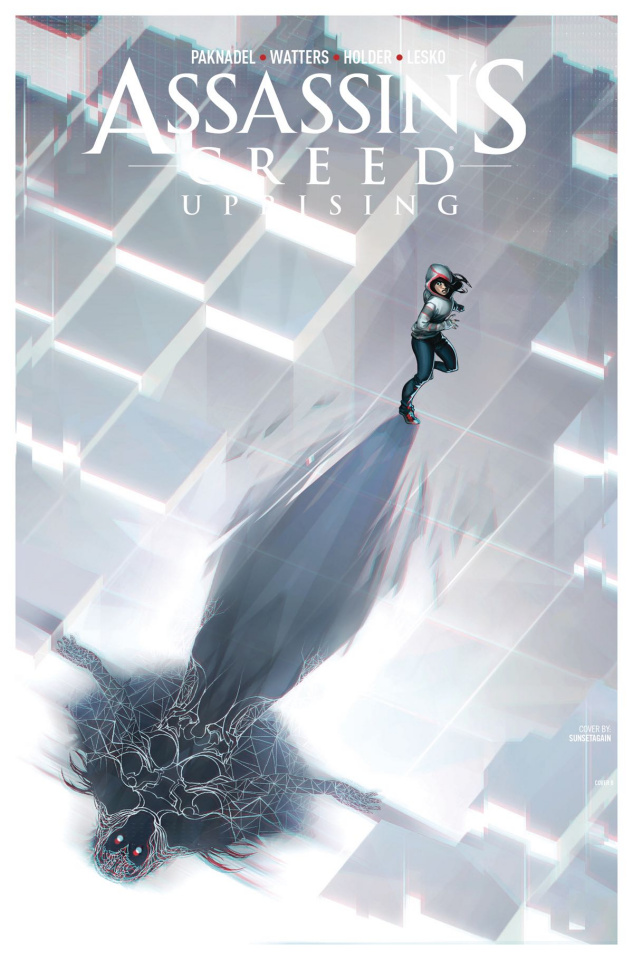 Assassin's Creed: Uprising #6 (Glass Cover)