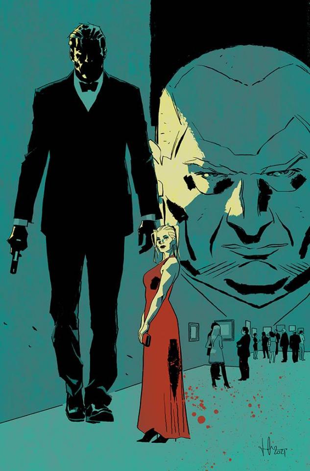 James Bond: Agent of SPECTRE #3 (15 Copy Casalanguida Virgin Cover)