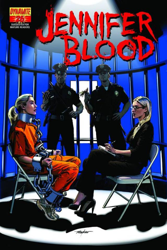 Jennifer Blood #26