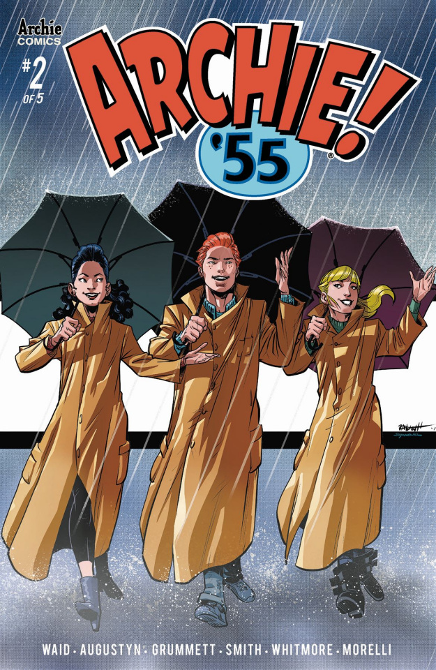 Archie: 1955 #2 (Height Cover)