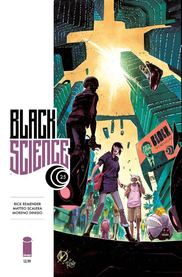 Black Science #25
