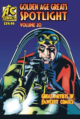 Golden Age Greats Spotlight Vol. 20