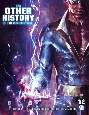 The Other History of the DC Universe #1 (Giuseppe Camuncoli & Marco Mastrazzo Cover)