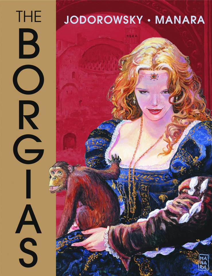 Manara: The Borgias