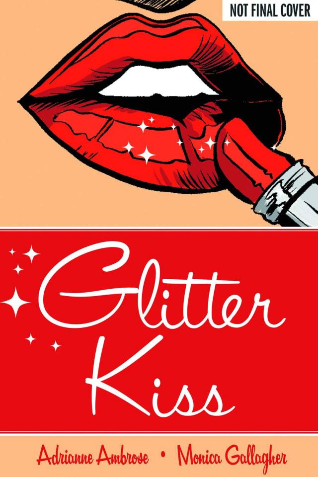 Glitter Kiss
