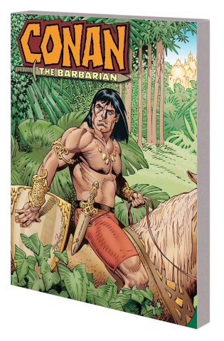 Conan: Jewels of Gwahlur and Other Stories