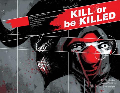 Kill or be Killed #1 (4th Printing)