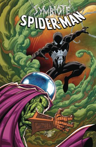 Symbiote Spider-Man #2 (Lim Cover)