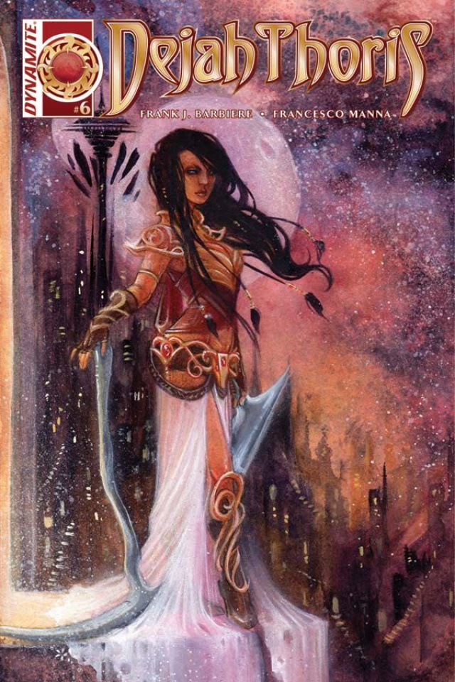 Dejah Thoris #6 (Nen Cover)
