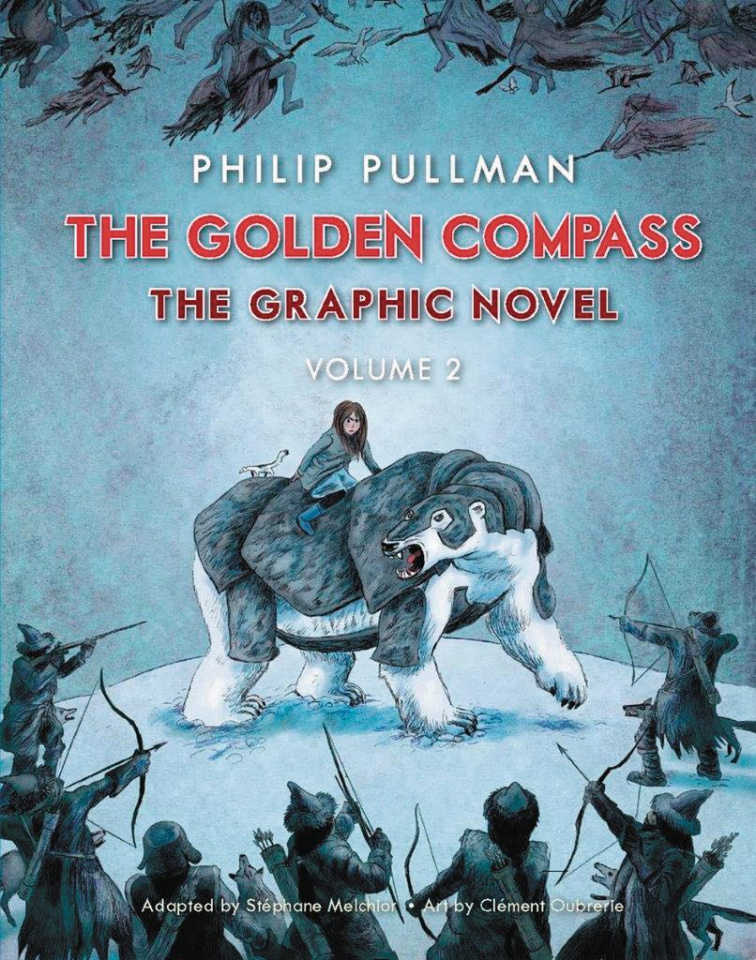 The Golden Compass Vol. 2