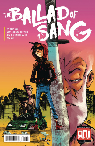 The Ballad of Sang #1 (Cover A)