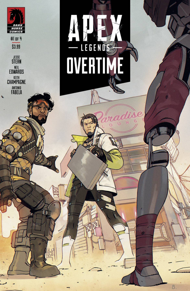 Apex Legends: Overtime #1