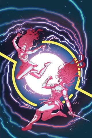 Xena: Warrior Princess #2 (30 Copy Ganucheau Virgin Cover)