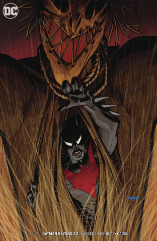 Batman Beyond #23 (Variant Cover)