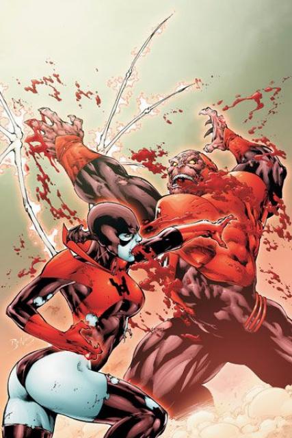 Red Lanterns #5