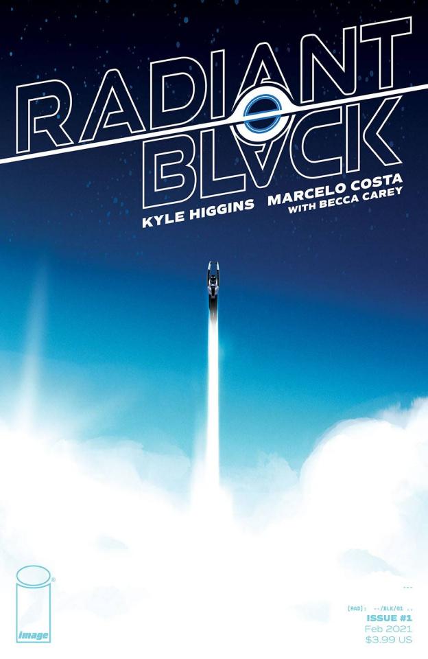 Radiant Black #1 (Ferigato & Costa Cover)