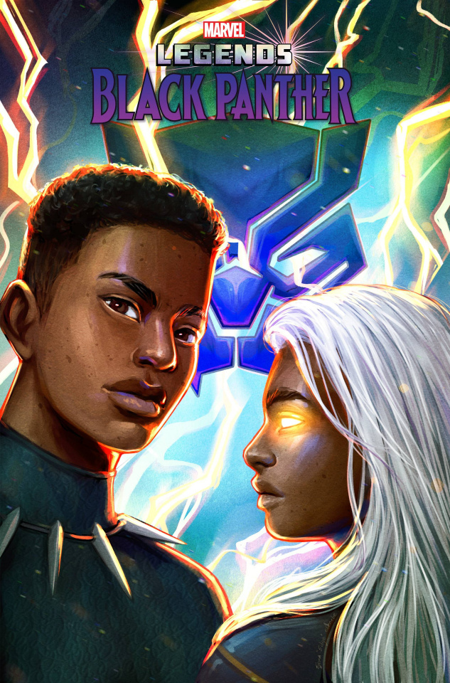Black Panther: Legends #2 (Edge Cover)