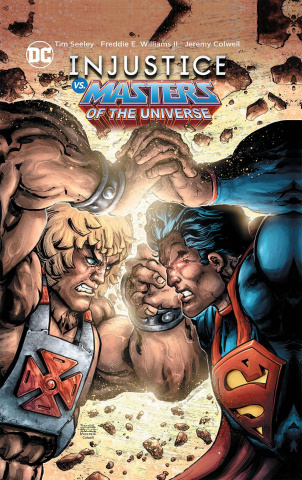 Injustice vs. The Masters of the Universe
