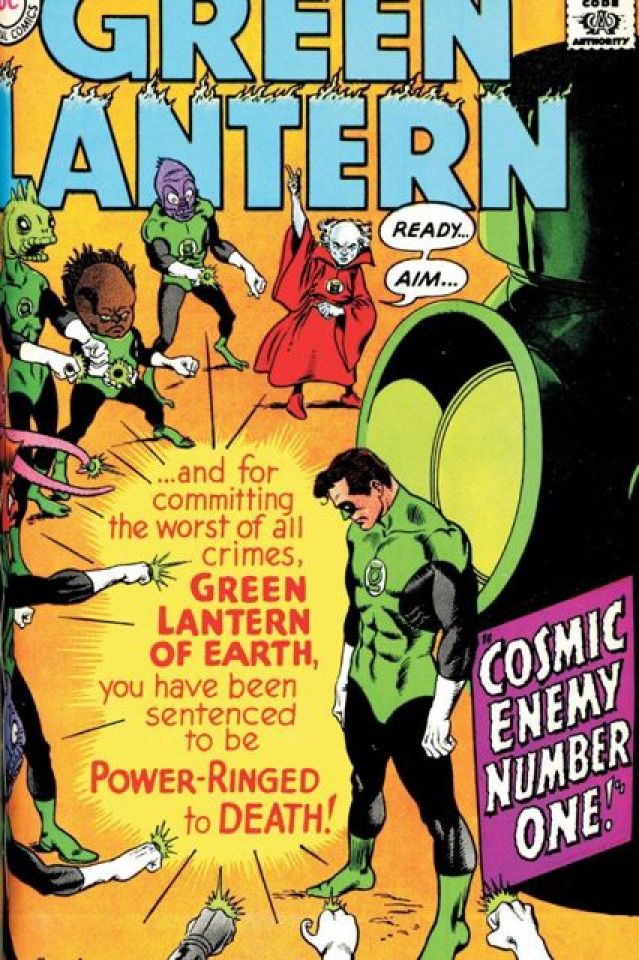 Green Lantern Archives Vol. 7