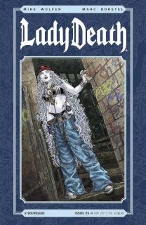 Lady Death #25 (Hip Hop Cover)
