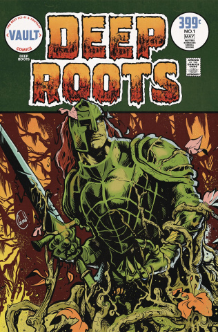 Deep Roots #1 (Gooden 2nd Printing)