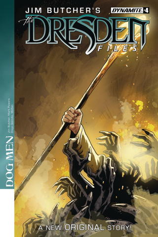 The Dresden Files: Dog Men #4