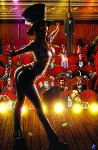 Grimm Fairy Tales: The Madness of Wonderland #3 (Eric J Cover)