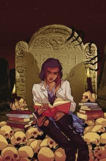 Gotham Academy: Second Semester #4