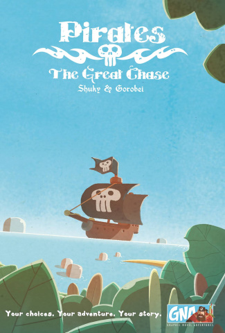 Pirates: The Great Chase