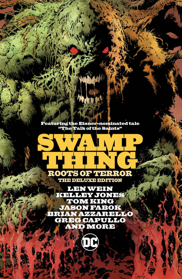 Swamp Things: Roots of Terror (Deluxe Edition)
