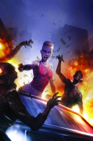 Empire of the Dead: Act Three #4