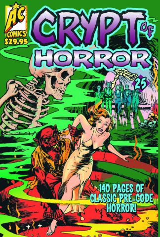 Crypt of Horror #25