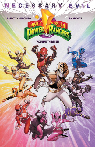 Mighty Morphin' Power Rangers Vol. 13