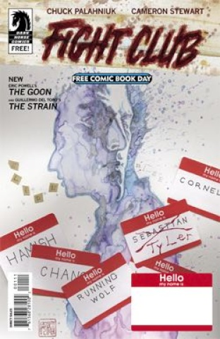 Dark Horse: Fight Club, The Goon, The Strain